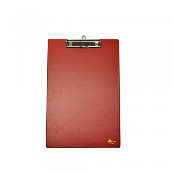 EMI 1340 Wire Clipboard A4 - Red