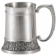 Royal Selangor ~Classic Expression Tankard,Satin Finish (L)