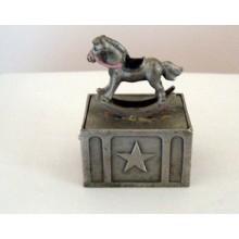 Royal Selangor ~ Rocking Horse Trinketbox 512594