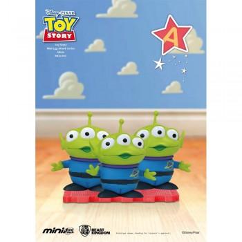 Disney Pixar Toy Story Series - Mini Egg Attack - Squeeze Toy Aliens (MEA-002)