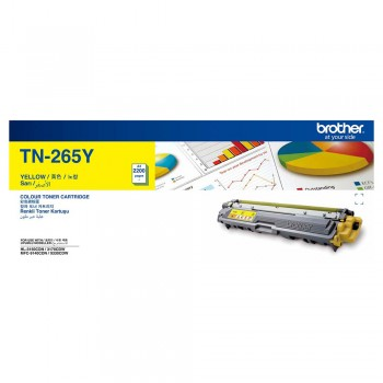Brother TN-265 Yellow Toner Cartridge