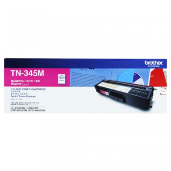 Brother TN-345 Magenta High Yield Toner