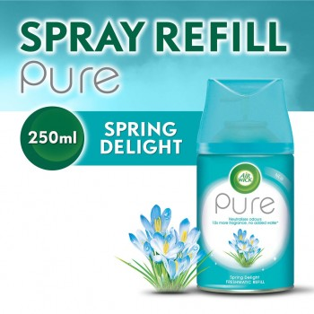 Air Wick Pure Freshmatic Spring Delight Refill 250ml