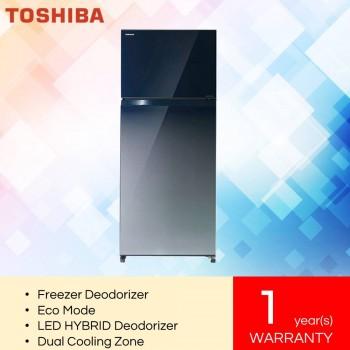 Toshiba GR-HG55MDZ (GG) 2-Doors Refrigerator (550L)