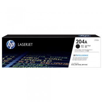 HP 204A Black LaserJet Toner Cartridge